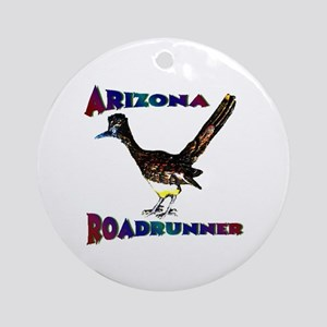 Arizona Roadrunner Ornament (Round)