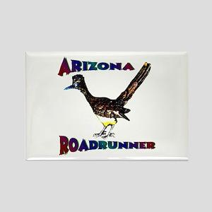 Arizona Roadrunner Rectangle Magnet