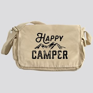Happy Camper Messenger Bag