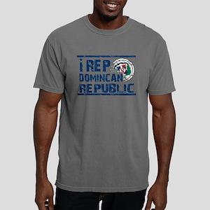dominican-republic Mens Comfort Colors Shirt