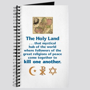 Holy Land Journal