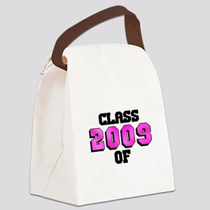 Class of 2009 Canvas Lunch Bag