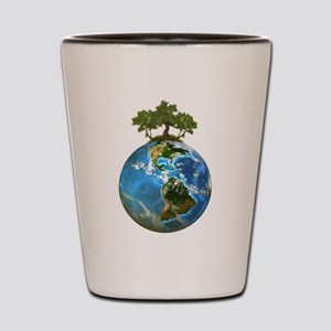 Protect Our Nature Shot Glass