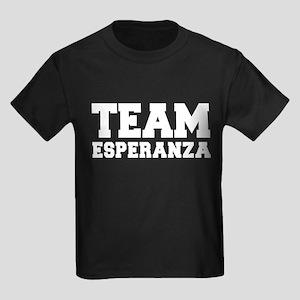 TEAM ESPERANZA Kids Dark T-Shirt