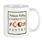 Putnam Valley Community Food Pantry Logo Mugs