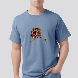 FOR ALASKA Mens Comfort Colors Shirt