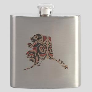 FOR ALASKA Flask