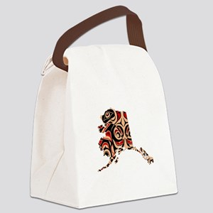 FOR ALASKA Canvas Lunch Bag