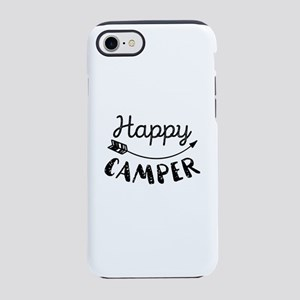Happy Camper iPhone 7 Tough Case
