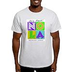 Its Back New Orleans NOLA Ash Grey T-Shirt