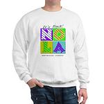 Its Back New Orleans NOLA Sweatshirt