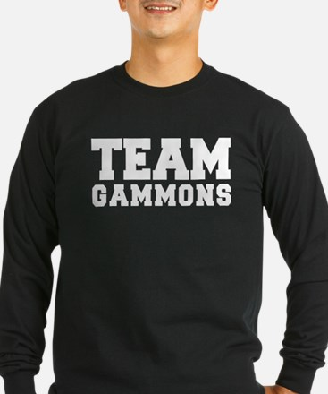 TEAM GAMMONS T
