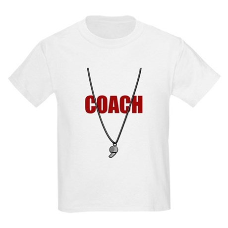 coach.png Kids Light T-Shirt