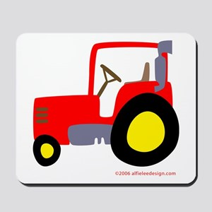 Wee Tractor! Mousepad