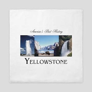 Yellowstone Americasbesthistory.com Queen Duvet