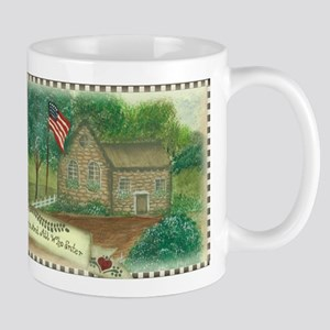 Bless Our Country Home Mug