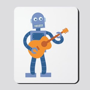 Guitar Robot Mousepad