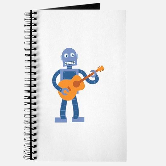 Guitar Robot Journal