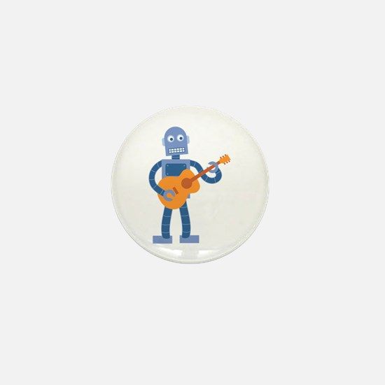 Guitar Robot Mini Button