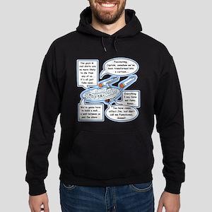 Star Trek Cartoon Sweatshirt