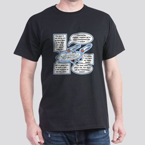 Star Trek Cartoon T-Shirt
