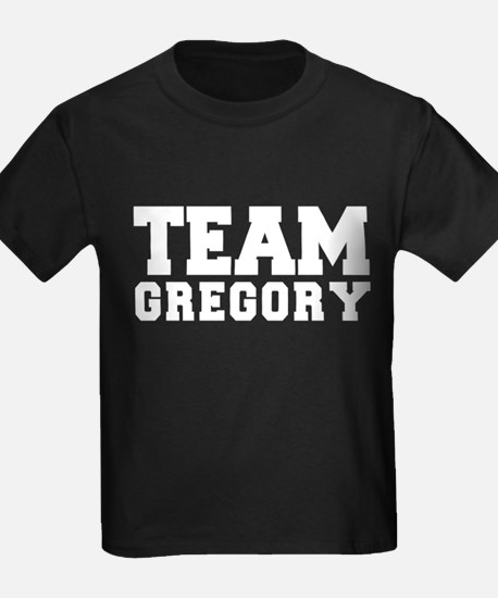 TEAM GREGORY T