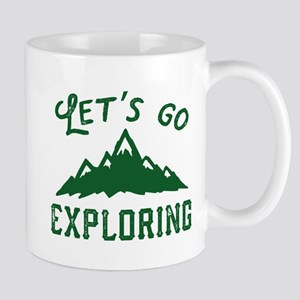 Let's Go Exploring Mug