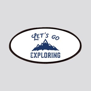 Let's Go Exploring Patches