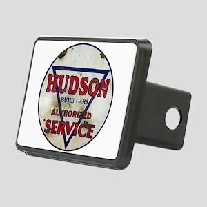 Hudson Service Sign Rectangular Hitch Cover