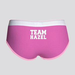 TEAM HAZEL Women's Boy Brief