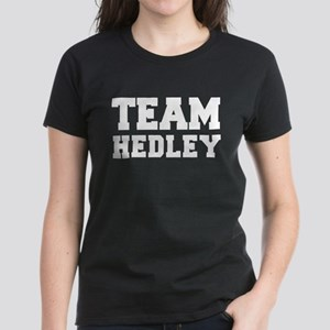 TEAM HEDLEY Women's Dark T-Shirt