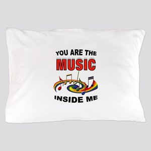 MUSIC Pillow Case