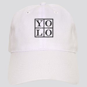 Yolo Distressed Cap