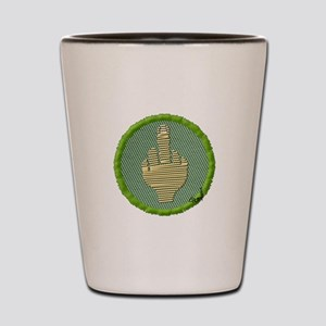 Finger Shot Glass