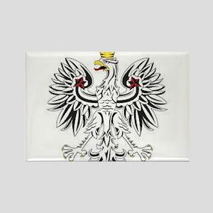 Polish eagle Rectangle Magnet