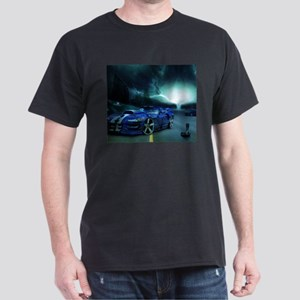 FASTER THAN LIGHTENING Dark T-Shirt