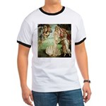 Birth of Venus Botticelli Ringer T