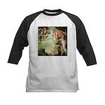 Birth of Venus Botticelli Kids Baseball Jersey