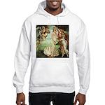 Birth of Venus Botticelli Hooded Sweatshirt