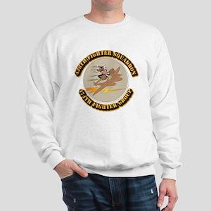 AAC - 428th FS - 474th FG Sweatshirt