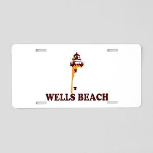 Wells Beach ME - Lighthouse Design. Aluminum Licen