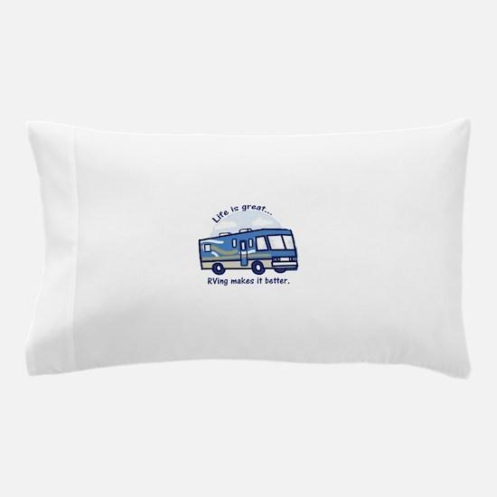 RVinggreat Pillow Case