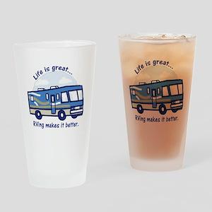 RVinggreat Drinking Glass