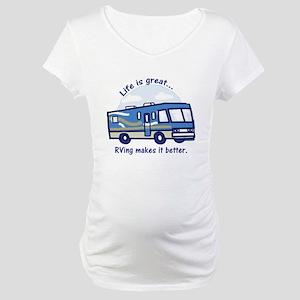 RVinggreat Maternity T-Shirt