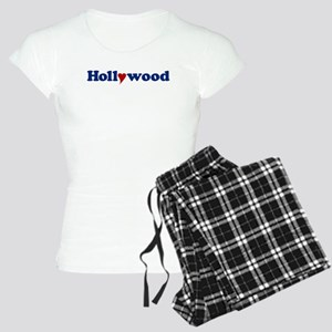 Hollywood with Heart Women's Light Pajamas