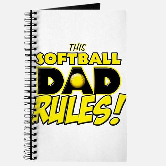 This Softball Dad Rules copy.png Journal