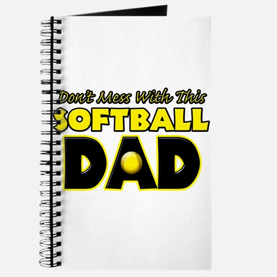 Dont Mess With This Softball Dad copy.png Journal