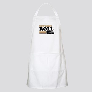 Thats How I Roll (RV) Apron