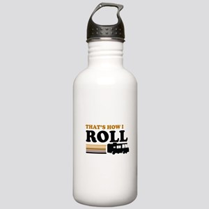 Thats How I Roll (RV) Stainless Water Bottle 1.0L