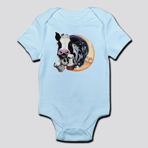 Cow Jump Over the Moon Infant Bodysuit
